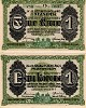 Austria & Austro-hungary Pow Camp Issues (1914-18) bank note - click to enlarge