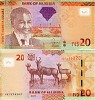 Namibian bank note - click to enlarge