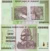 Zimbabwean bank note - click to enlarge